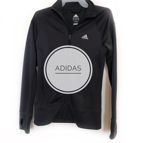 adidas Jackets & Blazers - Adidas zip climalite jacket